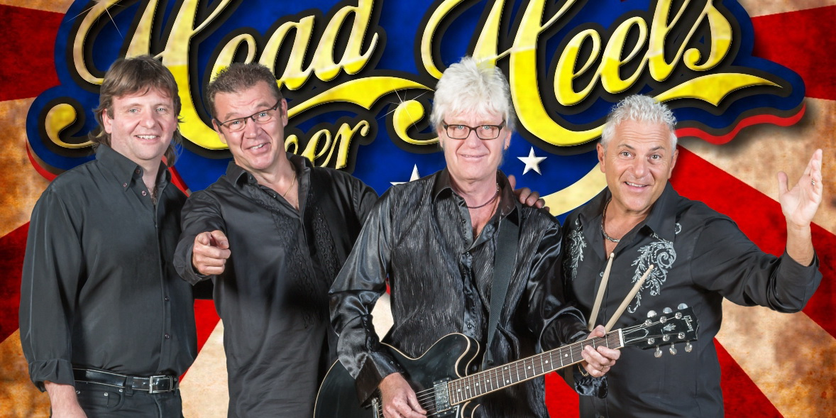 Head over Heels Rock&Roll in der Linde Berschis